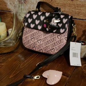 luv betsey NWT purse